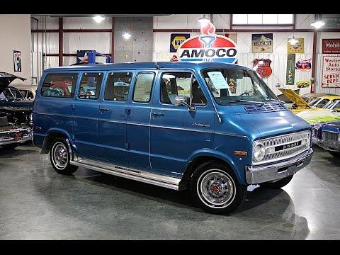 ***SOLD*** 1971 Dodge B2 Van, ! Owner, Super Clean, For Sale, Passing Lane Motors