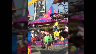 Arkansas State Fair 2015 When you think you bad and bold...