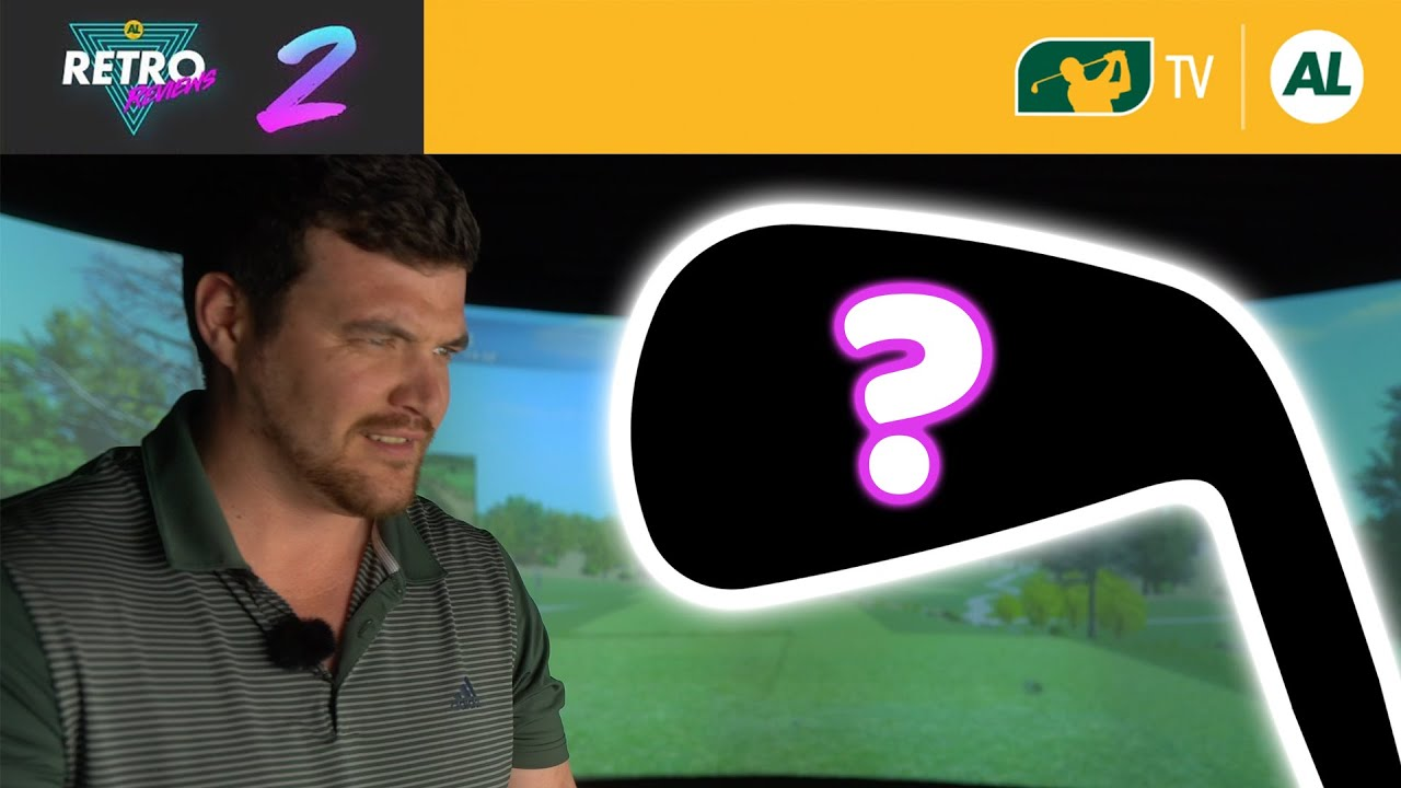 You've NEVER seen these GOLF CLUBS before?!! #RetroReviews