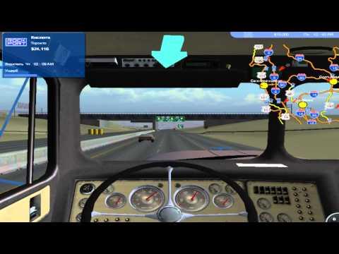 Видео по игре 18 Стальных колёс часть(1)