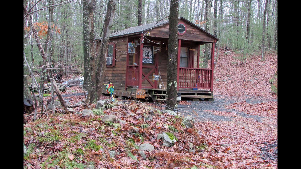 2 acres on hurley mt w hunting cabin shed walk to for Cabin lots