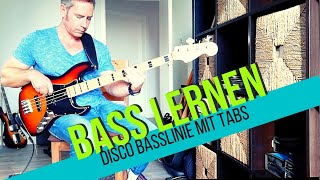 Bass Lesson with TABS Disco Octaves ;-)