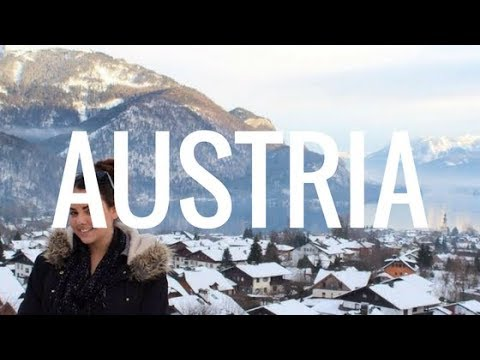 THE HILLS ARE ALIVE... Backpacking Vienna & Salzburg | AUSTRIA