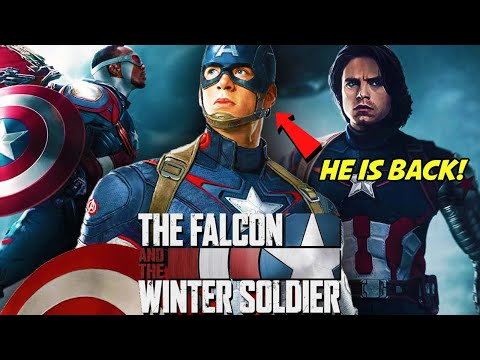 CHRIS EVANS RETURNING AS CAPTAIN AMERICA IN FALCON AND THE WINTER SOLDIER