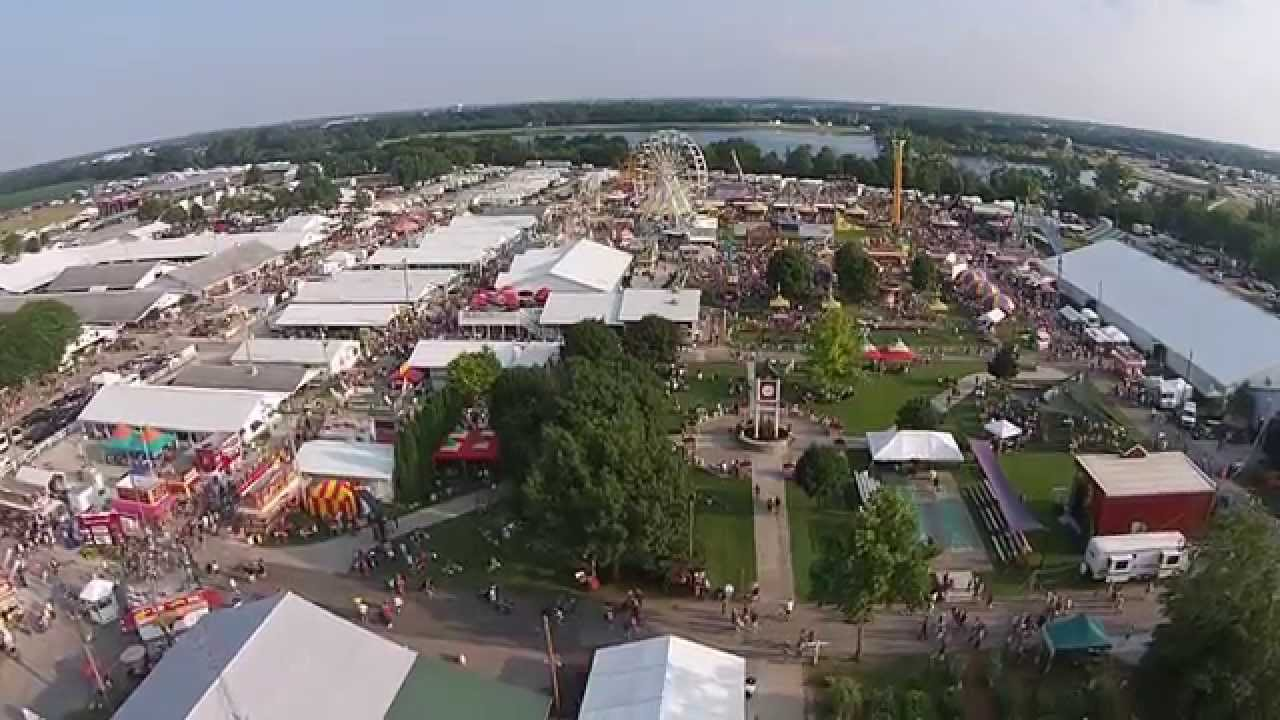 Elkhart County 4-H Fair - July 20, 2014 - YouTube