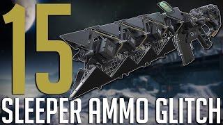 Destiny: HOW TO MAXIMIZE DPS ON ANY BOSS!! 15 Sleeper Simulant Ammo Glitch
