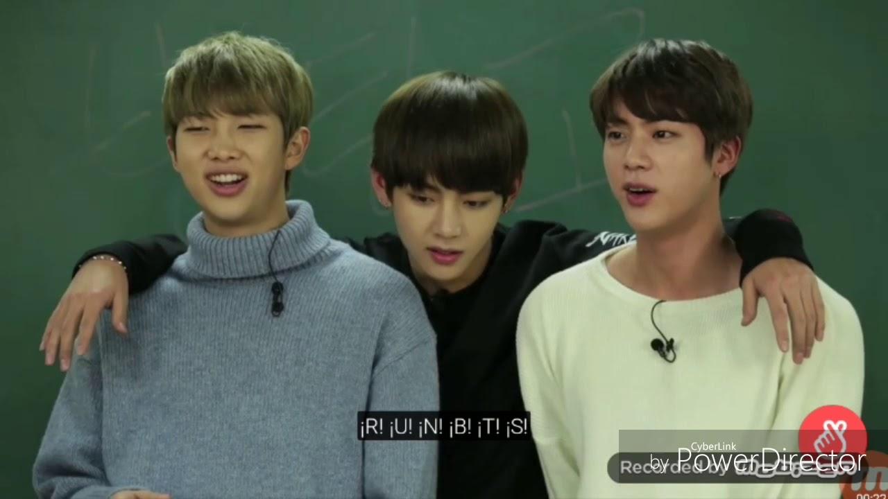 Momentos jikook de BTS Run ep 9,10,11,12 sub español