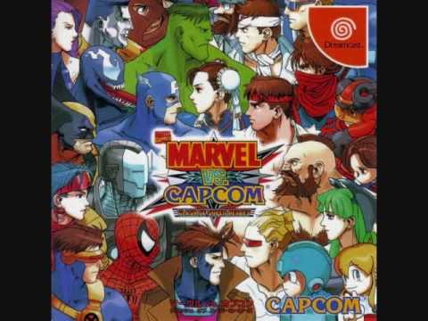 Marvel Vs Capcom  Character Selection Theme Looped