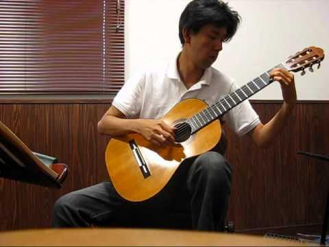 アルハンブラの思い出 Recuerdos de la Alhambra <Guitar> /高橋紗都 Sato Takahashiposted by Fatgaibra8f