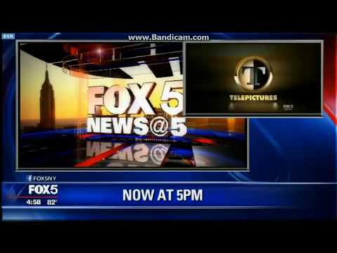 WNYW: FOX 5 News At 5pm Open--2016