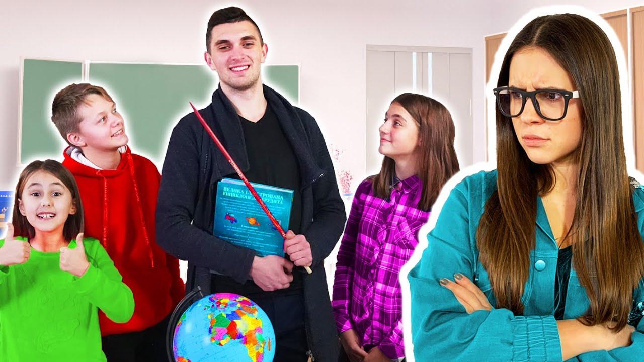 Download Nueva maestro! ¡Eva y amigos ya no aman a la maestra Kate!