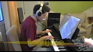 One Direction - Act My Age - Piano Cover - Slower Ballad Cover