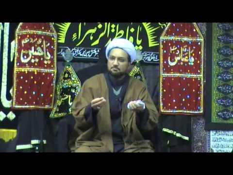 Majlis e Shahadat e Imam Hassan as Maulana Tasawar Hussaini Brussels Belgium