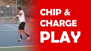 Chip And Charge Play | PLAYS AGAINST PUSHERS