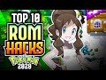 Top 10 BEST Pokemon Rom Hacks 2020
