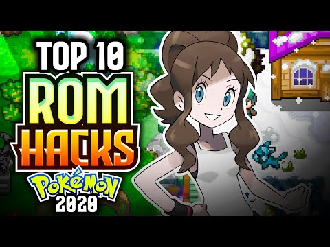 Top 10 BEST Pokemon Rom Hacks 2020