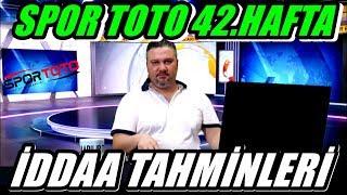 iddaabilirTV   Şükrü ÖĞÜTLÜ Spor Toto 42.Hafta iddaa TAHMİNLERİ idd...