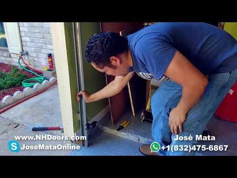 How To Realign Garage Door Sensors In 5 Minutes Or Less! - #Garage Doors #Houston