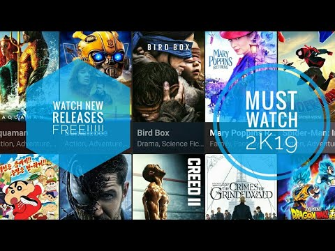 How to watch or download new releases for free 💯!!!,must watch 2k19