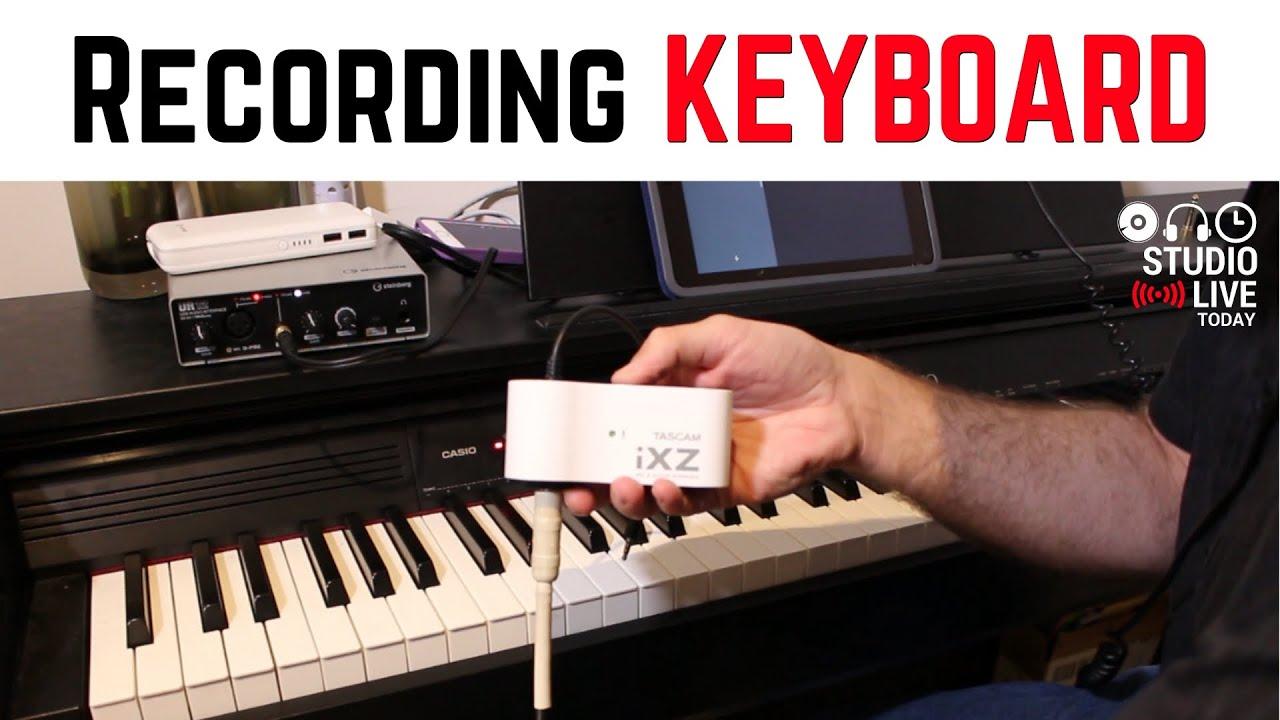 hook up piano toetsenbord om iPad Krakau speed dating