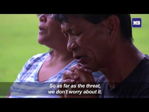 Guam residents pray for peace as North Korea deadline looms