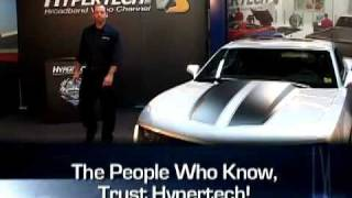 Hypertech tunes the 2010-2011 3.6L V6 Camaro