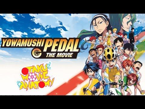Yowamushi Pedal: The Movie Review | Otaku Movie Anatomy