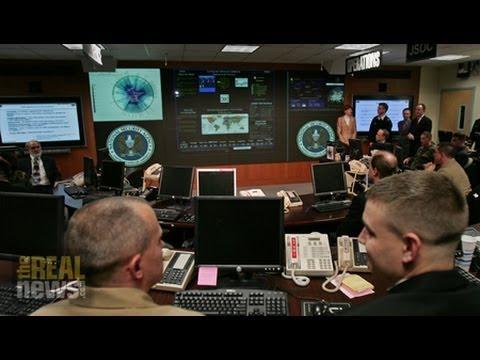 Binney, Wiebe and Ratner on the NSA - TRNN Webathon Panel