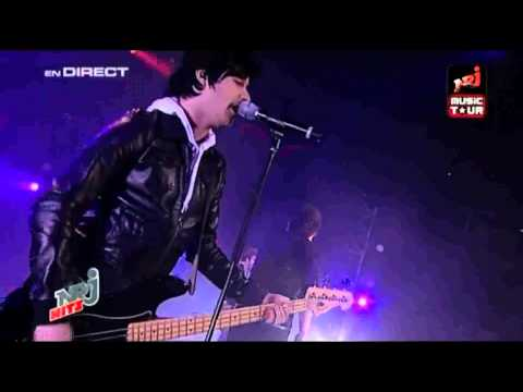 Simple Plan - Welcome To My Life Live @ NRJ Music Tour 2008