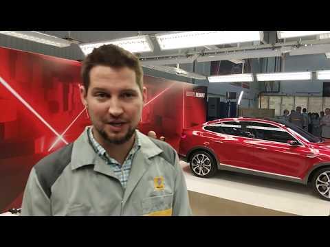 Фото к видео: Renault Arkana Что по технике? Моторы, коробки
