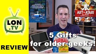 5 Unique Gift Ideas For Aging Geeks And Gamers