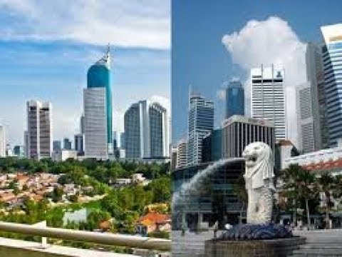 Singapore tourism vs. Indonesia tour, rival tours between countries