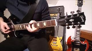 AC/DC - Hells Bells [Lead+Rhythm Guitar Cover]