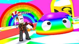 NEW REALM COST 50 REBIRTHS TO ENTER (Roblox Blob Simulator)