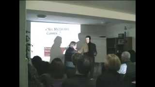 Giovanni De Gregorio E Antonio Tallerini Presentano Il Centro Di Psicosintesi Clinica Stabiese