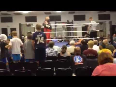 SICW July 18, 2015 Ricky Cruz VS Attila Khan