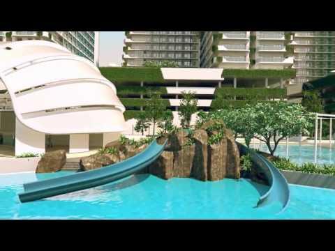 Azure North Resort Residences San Fernando Pampanga near Clark Airport