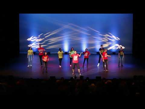 Youth Outreach Dance | 2017 Culture Shock International Showcase