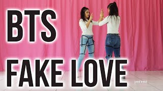 BTS (방탄소년단) FAKE LOVE DANCE COVER
