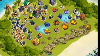 Битва за острова  - онлайн игра  Краткий обзор игры
