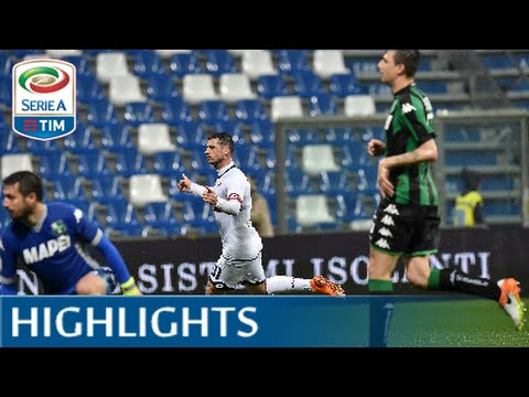 Sassuolo-Genoa-0-1 - Highlights - Matchday 32 - Serie A TIM 2015/16