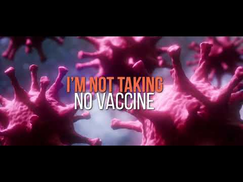 Bryson Gray - NO MASK NO VAX (Ft. @Forgiato Blow ) (LYRIC VIDEO)