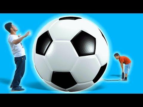 Beka Playing Soccer