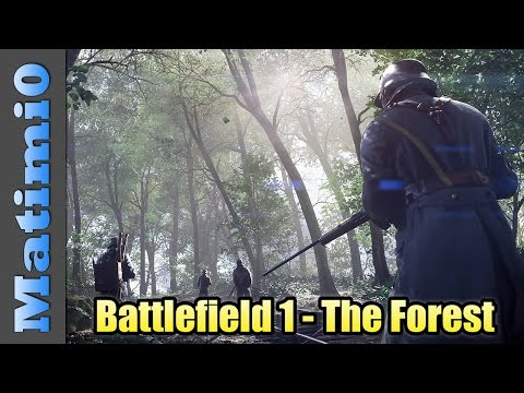 Battlefield 1 - The Forest - The New Operation Metro