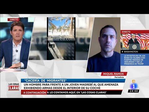 Organizan cacerías de migrantes a través de WhatsApp en Gran Canaria