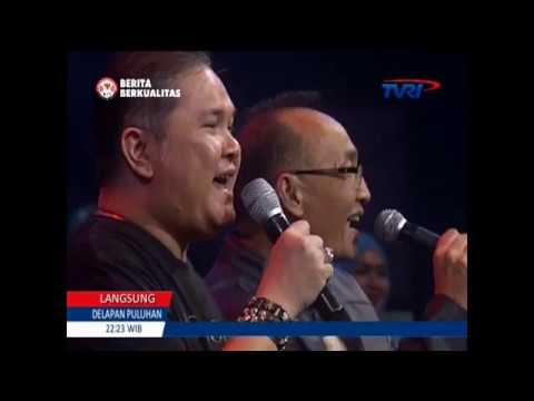 04 Under Pressure (Queen Cover) By Solid 80 , Live At TVRI Jakarta 19 November 2017
