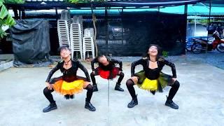 Dance Cover ไหง่ง่อง - ตั๊กแตน ชลดา by KRPC Junior.