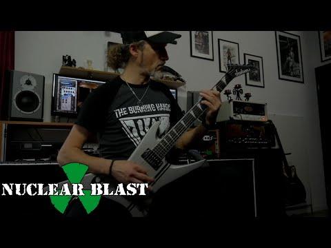 VADER - Bones (OFFICIAL GUITAR PLAYTHROUGH)