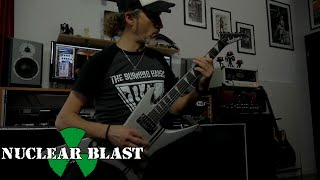VADER - Bones (OFFICIAL GUITAR PLAYTHROUGH)