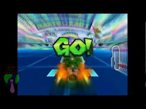 Let's Play Mario Kart Arcade GP Episode 4: Robo-Mario: Breaking Rule 198 Since 2005